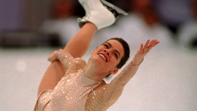 nancy kerrigan olympics