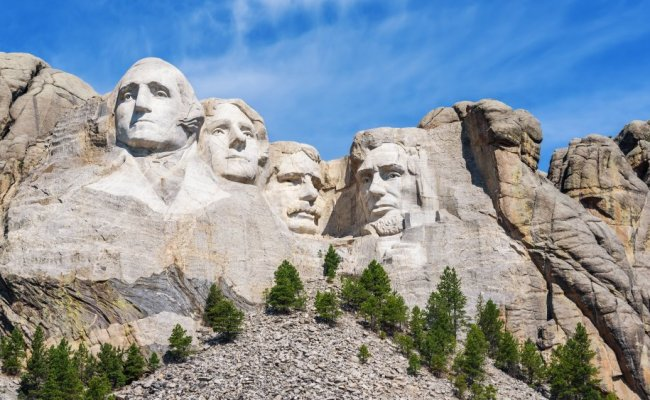 The Messed Up History Of Mount Rushmore