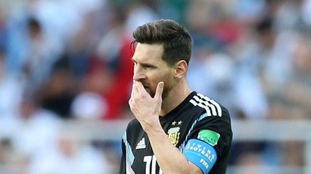 world cup lionel messi