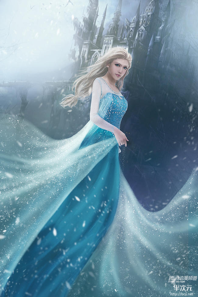 冰雪女王2_冰雪女王2 冬日魔咒 - 隨意貼