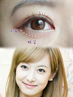 臥蠶眼代表著啥好運_星座_騰訊網