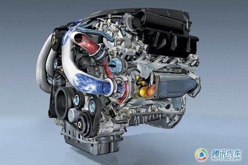 油耗降低 奔馳推新V6和V8雙渦輪增壓引擎_汽車_騰訊網