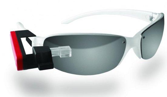 Omni智能眼鏡發布 配400萬像素自動對焦攝像頭_數碼_騰訊網