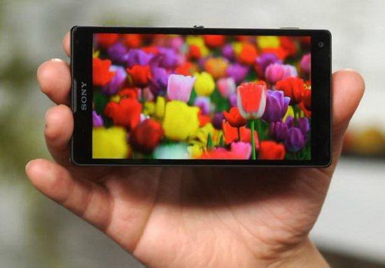 5英寸屏幕索尼Xperia ZL评测: 功能强大价格高