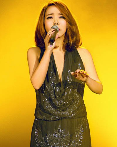 辛曉琪首亮相《我是歌手》 唱《領悟》現場哽咽_娛樂_騰訊網