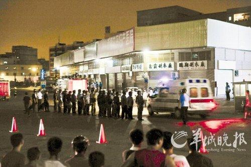 廣州警方通報一宗聚集滋事事件 3輛警車被砸_新聞_騰訊網