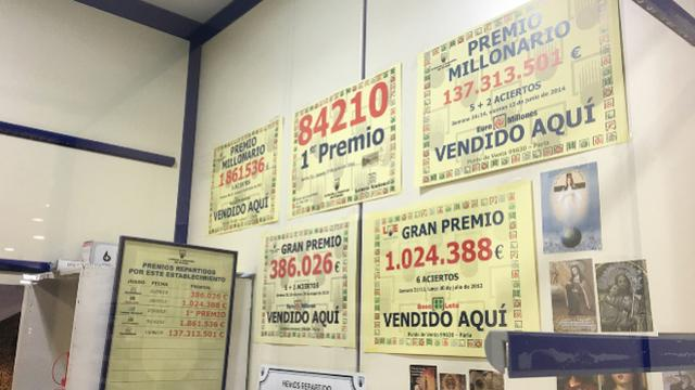 中國打工仔在西班牙中10億彩票 和C羅成鄰居