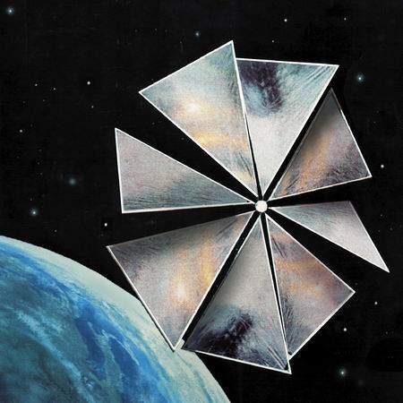什么是太陽帆?什么是光壓?_科技_騰訊網