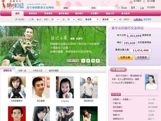 世紀佳緣購婚戀網站絕對100域名_科技_騰訊網