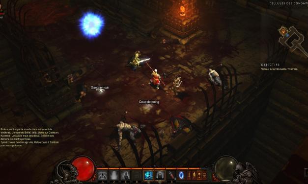 Test Critique : Diablo 3