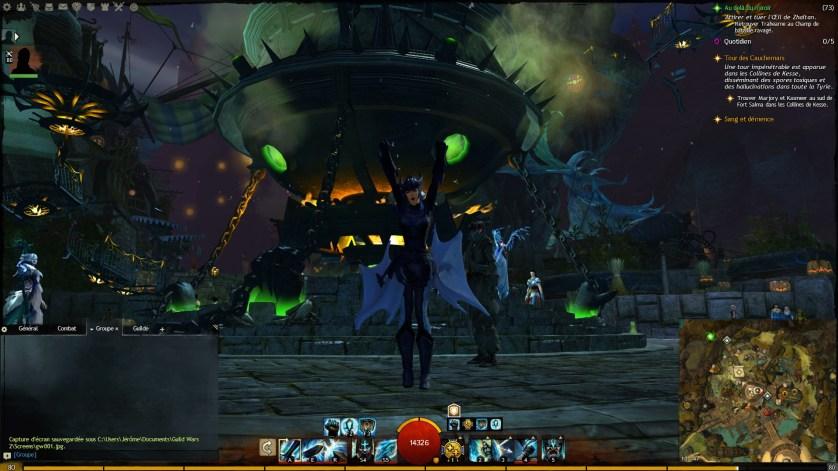 Retour sur Guild Wars 2