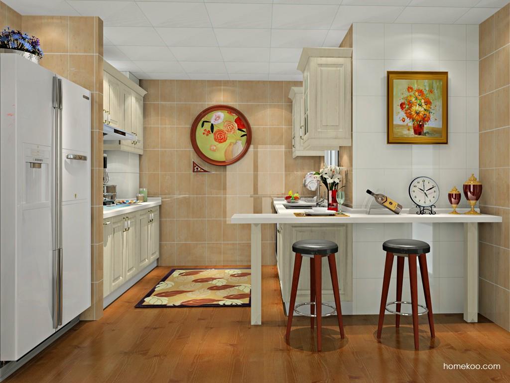 kitchen cabinet styles black appliances 厨房一字型厨柜英伦风格橱柜风格一字型厨柜 新居网 英伦晴风厨房橱柜f17993