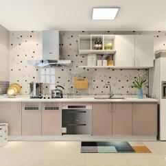 Designing Kitchens Curtains For Kitchen Windows 厨房 厨房设计 厨房设计图 厨房装修效果图 尚品宅配 新实用主义厨房橱柜f23114
