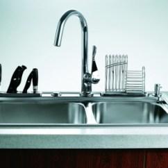 Kitchen Sink Size Discount Kitchens Melbourne 厨房水槽尺寸是什么标准 一般小户型的厨房水槽尺寸是什么标准要根据整个厨房台面的大小来设定 现代都有组合型的壁橱使用 所以定制水槽也可以直接根据这些