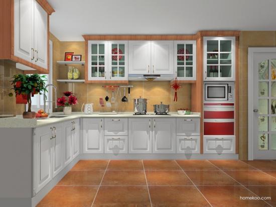 top kitchen cabinets backsplash tile designs 欧式橱柜顶线设计要点 欧式橱柜顶线