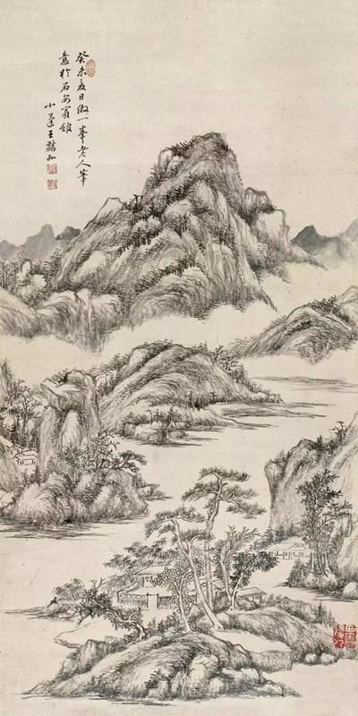 五代南唐畫家懂原和披麻皴 - 愛經驗
