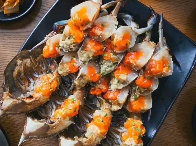 首爾米其林餐廳!位於汝矣島美味的韓國醬蟹美食店 - 愛經驗