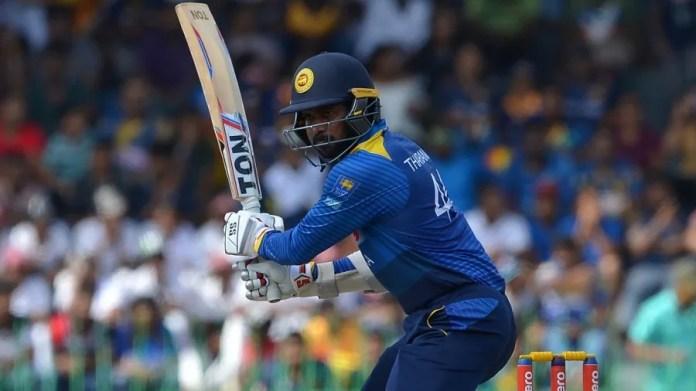 Sri Lanka's Upul Tharanga retires from international cricket