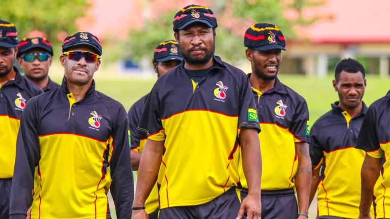 Watch Assad Vala desires Papua New Guinea to change into World Cup regulars – ESPN Cricket News