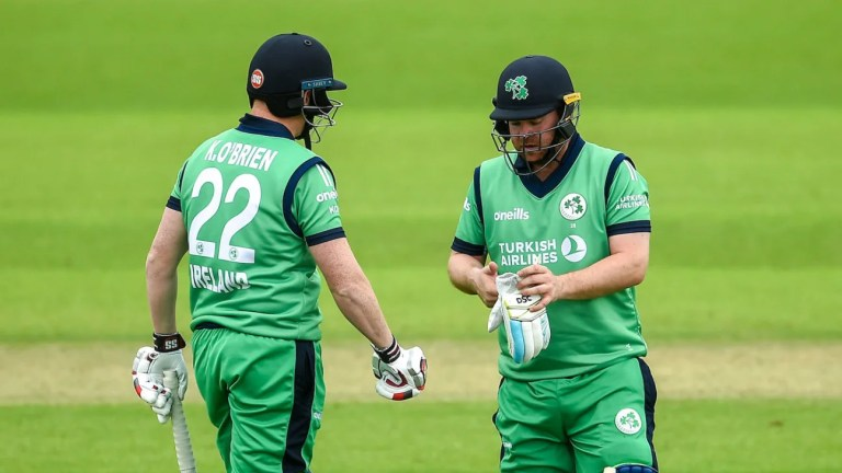 Watch Andy Balbirnie: Paul Stirling's type, his begins with Kevin O'Brien key for Eire – ESPN Cricket News