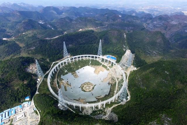 Resultado de imagem para maior telescopio