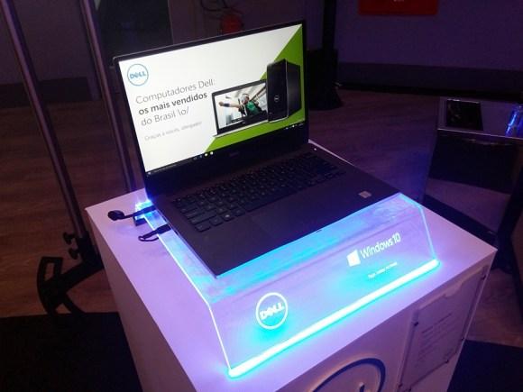 Dell, Notebook, Lançamento, Windows 10
