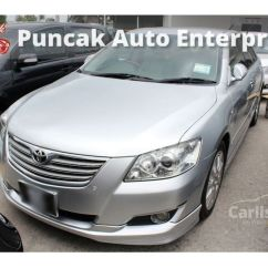 Jual All New Camry Grand Avanza Olx Jateng Toyota 2008 V 2 4 In Selangor Automatic Sedan Silver For Rm