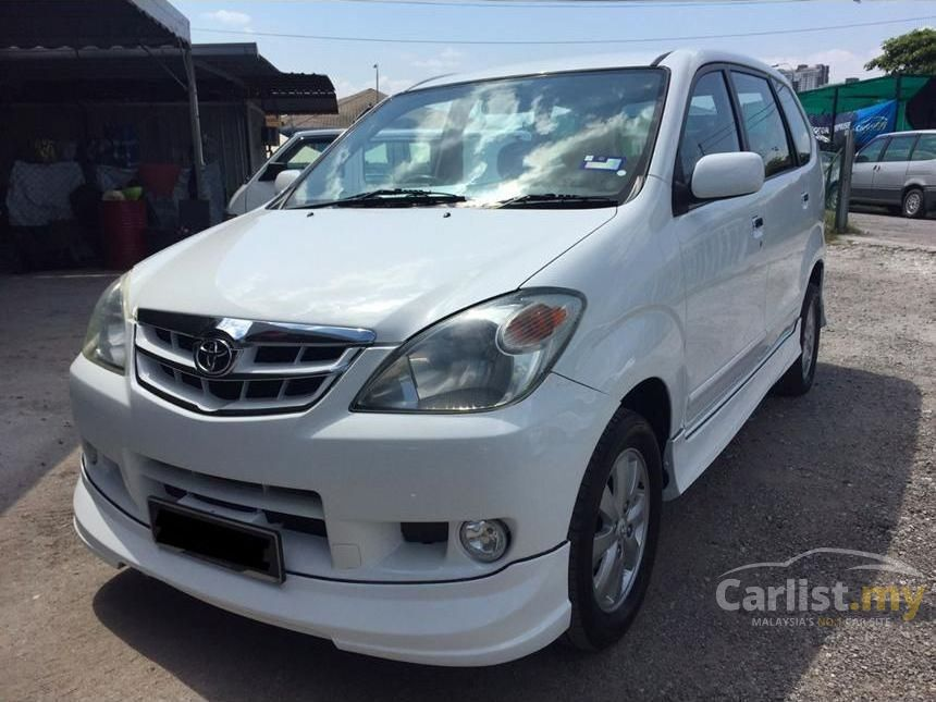 grand new avanza tipe e abs agya 1.0 g a/t trd toyota 2007 1 5 in kuala lumpur automatic mpv white for rm