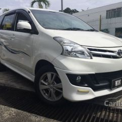 Grand New Avanza Bodykit Toyota Agya Trd 2017 2013 G 1 5 In Kuala Lumpur Automatic Mpv White For Rm