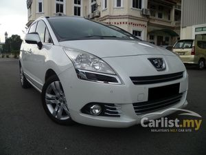 Search 8 Peugeot 5008 Cars For Sale In Selangor Malaysia