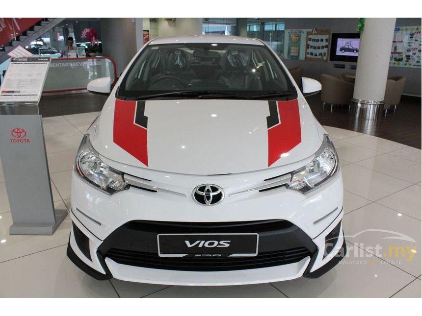 Toyota Vios 2017 Trd Sportivo 1 5 In Selangor Automatic