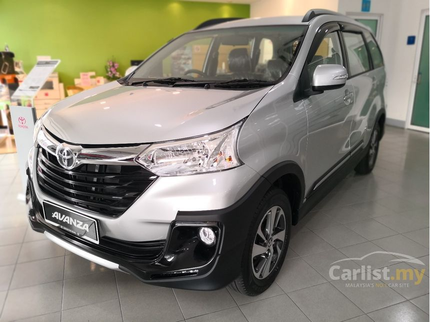 grand new avanza silver metallic spesifikasi 2015 toyota 2018 x 1 5 in selangor automatic mpv for rm