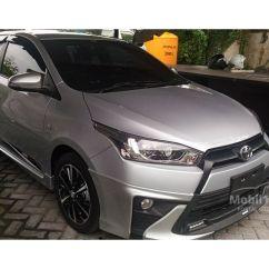 Harga New Yaris Trd Sportivo 2018 Foto Grand Veloz Jual Mobil Toyota 1 5 Di Jawa Timur Hatchback