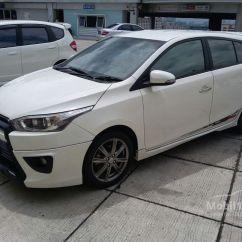 Toyota Yaris Trd Matic Reflektor Grand New Avanza Jual Mobil 2014 Sportivo 1 5 Di Dki Jakarta Hatchback