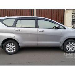 All New Kijang Innova Silver Buku Manual Grand Veloz Jual Mobil Toyota 2016 V 2 4 Di Dki Jakarta Mpv