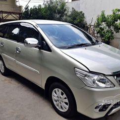 New Kijang Innova Spesifikasi Harga Grand Avanza G 2017 Jual Mobil Toyota 2013 2.0 Di Jawa Barat ...