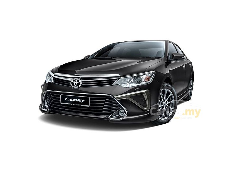 all new camry black toyota yaris trd sportivo 2018 indonesia g x 2 0 in kuala lumpur automatic sedan for