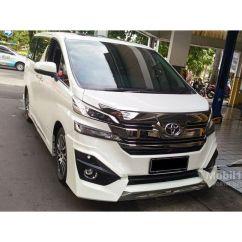 All New Toyota Vellfire Pilihan Warna Grand Avanza 2015 Jual Mobil 2017 G Limited 2 5 Di Jawa Timur Van Wagon