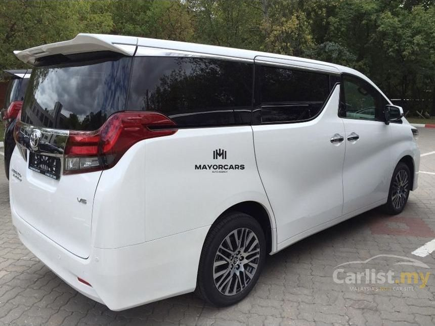 all new alphard kekurangan grand avanza tipe e toyota 2016 g executive lounge 3 5 in selangor automatic mpv