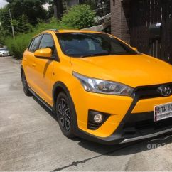 New Yaris Trd 2017 2018 Cvt Toyota Sportivo 1 2 In กร งเทพและปร มณฑล Automatic Hatchback