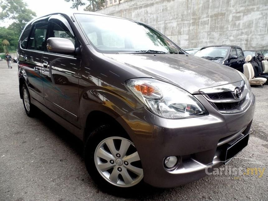 warna grand new avanza dark brown harga 2015 pontianak toyota 2009 g 1 5 in selangor automatic mpv for rm