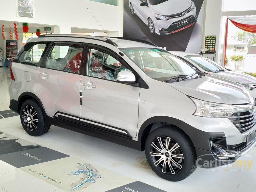 grand new avanza silver metallic toyota all kijang innova 2.4 a/t diesel 2018 x 1 5 in selangor automatic mpv for rm
