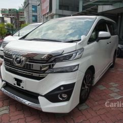 All New Vellfire 2020 Group Kijang Innova Toyota 2015 2 5 In Selangor Automatic Wagon White For Rm