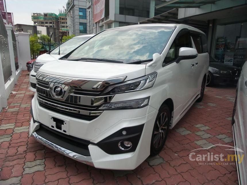 all new vellfire 2020 agya trd s toyota 2015 2 5 in selangor automatic wagon white for rm