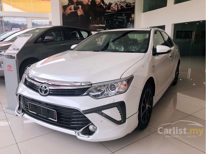 all new camry 2018 malaysia harga mobil grand avanza toyota g x 2 0 in kuala lumpur automatic sedan others for