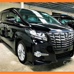 All New Alphard 2021 Grand Avanza E Vs G Toyota 2016 S C Package 2 5 In Kuala Lumpur Automatic Mpv