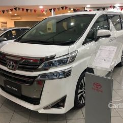 Harga All New Vellfire 2017 Corolla Altis Review Team Bhp Search 109 Toyota Cars For Sale In Malaysia Carlist My