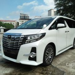 Jual All New Alphard Grand Avanza G 1.3 2017 Search 2 866 Toyota Cars For Sale In Malaysia Carlist My