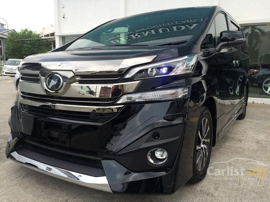 all new vellfire camry price toyota 2015 executive lounge 3 5 in selangor automatic mpv