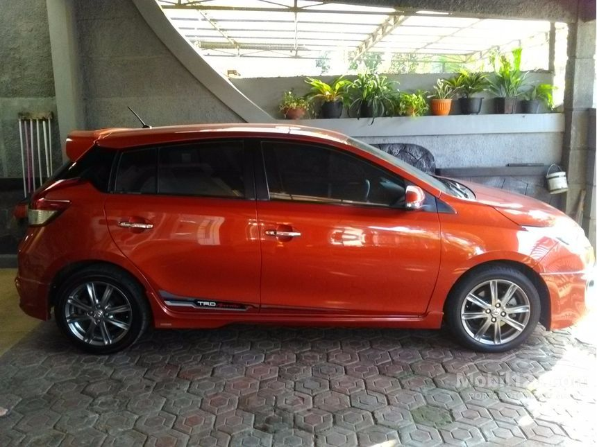 toyota yaris trd bekas grand new avanza g m/t jual mobil 2014 sportivo 1.5 di jawa ...